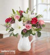 Delicate Delight Bouquet by Southern Living 176336