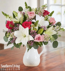 Delicate Delight™ Bouquet by Southern Living® Arrangement