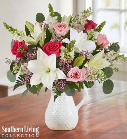 Delicate Delight™ Bouquet by Southern Living® Arrangement