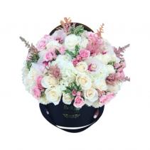 Delicate Hue Flower Box