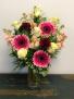 Delicate Palette Vase Arrangement