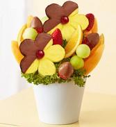 Delightful Daisy Bouquet Fruit Bouquet