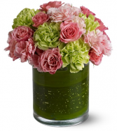 Delightful Day All-Around Floral Arrangement