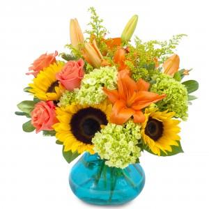 Delightful Day Arrangement in Roswell, NM | BARRINGER'S BLOSSOM SHOP