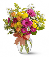 Delightful Day  Vase Arrangement
