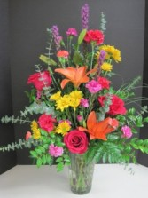 Delightfully Bold Arrangement