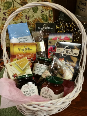 Delish Basket Gift Basket in Warren, PA | VIRG-ANN FLOWER SHOP INC.