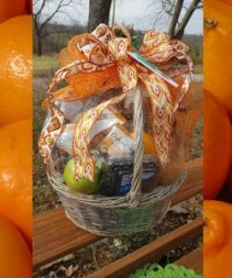 Deluxe Assorted Fruit Basket