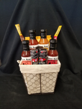 Smokin' Swine Deluxe BBQ Bundle  Gift Basket