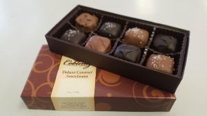 Deluxe Caramel Assortment 4 oz. assorted caramels in Springfield, MO | FLOWERAMA #142