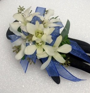 Deluxe Dendrobium Orchid Corsage
