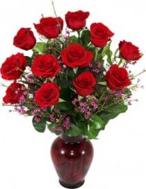 Deluxe Dozen Roses