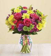 Deluxe Floral Vase