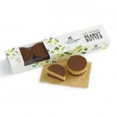 Deluxe Peanut Butter Cups Milk Chocolate Lake Champlain Chocolates