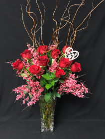 Deluxe Rose Arrangement