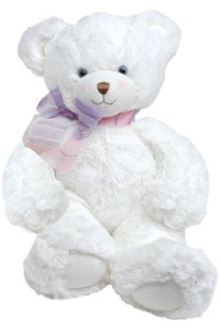 Dena Artic White Bear 15 Inches in Length