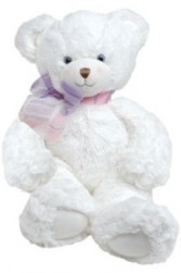 Dena Artic White Bear 24 Inches in Length