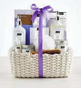 Denaril Lavender Spa Basket gifts