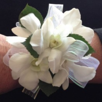 Dendro Orchid Corsage Available in other colors please call.