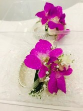 Dendrobium Corsage Corsage