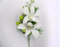 Dendrobium Orchid   Boutonniere