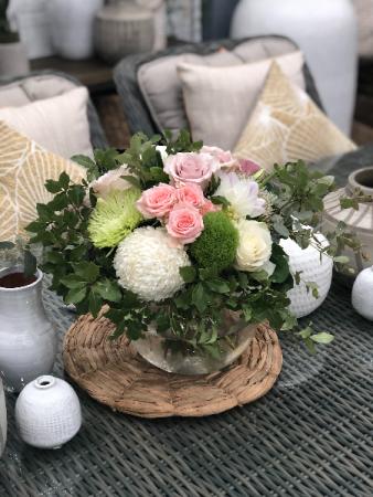 Denise vase arrangement