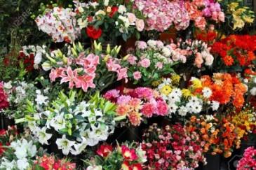 Design bouquet. ROMA florist & Greenhouse