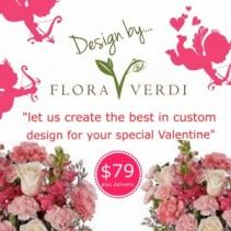 Design by Flora Verdi custom