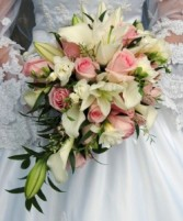 Designed Wedding Bouquets Fresh Flowers