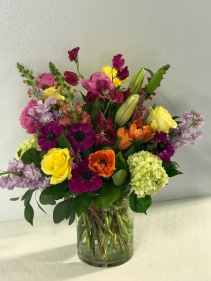 Designer Choice assorted blooms