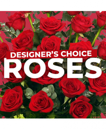 Designer Choice Fresh Roses