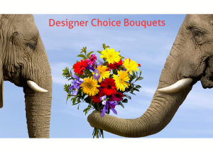 Designer Choice  Hand tied Bouquet in Chatham, NJ | SUNNYWOODS FLORIST