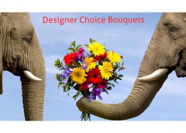 Designer Choice  Hand tied Bouquet
