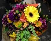 Designer Choice Bouquet Hand Wrapped Bouquet