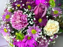 Designer Choice Mixed Flower Bouquet Celo Bouquet