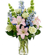 Designer Choice  Pastel Spring Bouquet