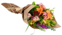 Designer Choice Wrapped Bouquet
