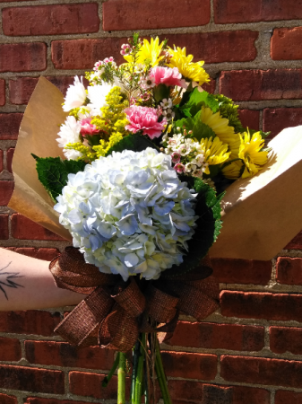 Designer's Bouquet seasonal flowers