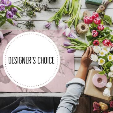Designer's Choice $90-$120