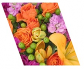 Designer's Choice Our designers will create something special for your budget and occasion .