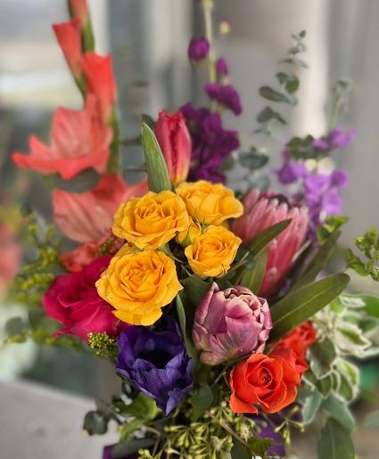 Stunning Florals  Designer's Choice