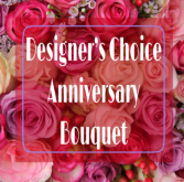 DESIGNER'S CHOICE ANNIVERSARY CUSTOM ARRANGEMENT in Asheville, North Carolina | The Extended Garden Florist