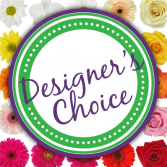 DESIGNER'S CHOICE ANY OCCASION