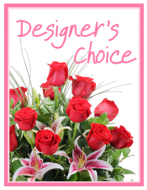 Designer's Choice Arrangement in Swannanoa, NC | The Asheville Florist
