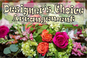 Designer's Choice Celebration  in Hot Springs, AR | Flowers & Home of Hot Springs
