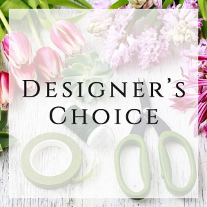 Designer's Choice   in Arlington, TX | Erinn's Creations Florist