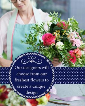 Designer's Choice Arrangement in Burnt Hills, NY | THE COUNTRY FLORIST