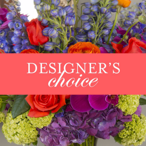 Designers Choice Arrangement Custom Design Bouquet or Arrangement For You in Pensacola, FL | Cordova Flowers and Gifts