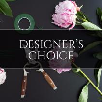 Designers Choice Arrangement Designers Choice