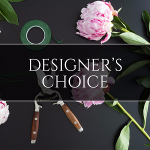 Designers Choice Arrangement Designers Choice in Spruce Grove, AB | TARAH'S GROWER DIRECT